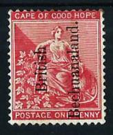 Bechuanaland (Británica) Nº 29a Cat.15€ - 1885-1895 Kronenkolonie