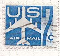 PIA  -  U.S.A.  : Posta Aera  - Yv P.A. 50) - 2a. 1941-1960 Usados