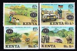 KENYA / Neuf**/MNH** / 1977 - Rallye - Kenia (1963-...)