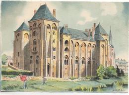 BARRE-DAYEZ N° 2177 C L'Abbaye Saint-Pierre De Solesmes - Barday