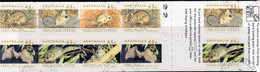 Australia 1992 Threatened Species Booklet, Horizontal Phosphor, 2 Koalas, Used, SG SB 78a - Usados