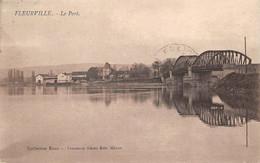 Fleurville Pont De Vaux Montbellet Saint Oyen Pont Port - Otros Municipios