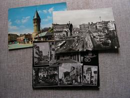 Sachsenhausen Karten Verkehr Am Bahnhof Ca. 1960 3 Karten Lot - Frankfurt A. Main