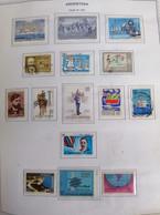 A) 1968, ARGENTINA, MARINE DAY, BATTLE OF MAIPÚ, SOLITAIRE NAVIGATOR VITU DUMAS, AIRMAIL, RAWSON HOSPITAL CENTENARY - Lettres & Documents