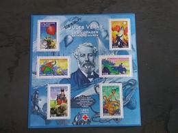 Jules Verne Personnage Célèbre - Mint/Hinged