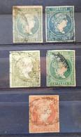 Antillas N4/6 - Cuba (1874-1898)