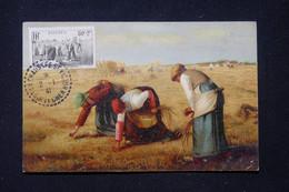 FRANCE - Carte Maximum En 1941 - La Moisson - L 89626 - 1940-49