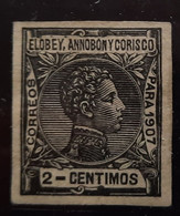 Elobey N36 - Elobey, Annobon & Corisco