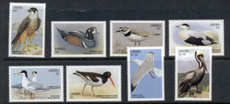 Liberia 1999 Sea Birds MUH - Liberia