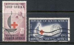 South Africa 1963 Red Cross Cent. FU - Oblitérés