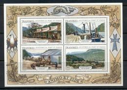 Transkei 1986 Port St Johns MS MUH - Transkei