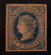 Antillas N11it ( Sin Punto Entre 1yR - Cuba (1874-1898)