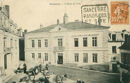 CPA - SANCERRE - L'HOTEL DE VILLE - Sancerre
