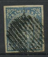 Norvege (1855) N 3 (o) - Used Stamps