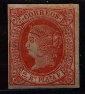 Antillas N12 ( T Rota De Plata No Catalogado - Cuba (1874-1898)