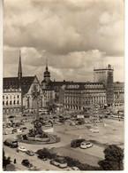 Germany DDR Leipzig Messe Postmark 1965 - Cartas