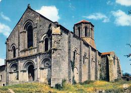 79 - Parthenay - L'église Romane - Parthenay