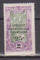 CONGO    N°  YVERT  :    89  NEUF AVEC  CHARNIERES      ( CH   3 / 27 ) - Ungebraucht