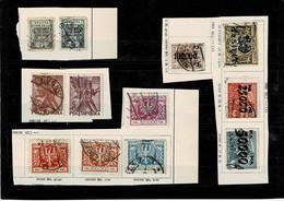 Polen 1920, Michel # */o Polen Und Oberschlesien-Marken - Used Stamps