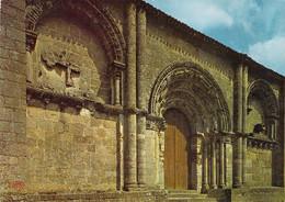 79 - Parthenay - Portail De Notre Dame De La Couldre - Parthenay