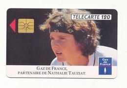 GAZ DE FRANCE  NATHALIE TAUZIAT - 120 Unità