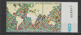 Togo 1984 ACP CEE 1147-1149 3 Val ** MNH - Togo (1960-...)
