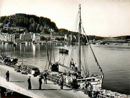 Audierne * La Vue Du Port * Bateau Pêche - Audierne