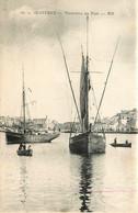 Audierne * Les Thonniers Au Port * Bateau Pêche - Audierne