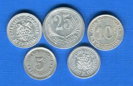 L'herauld  5  Jetons - Monetari / Di Necessità