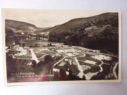 La Bourboule - Vue Générale Du Parc Des Enfants - Vallée De Vendeix - La Bourboule
