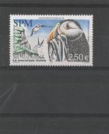 SAINT PIERRE & MIQUELON - TIMBRE NEUF** N° 82 - 2002 - PA - LES GRANDS MIGRATEURS - VOIR SCAN - Neufs