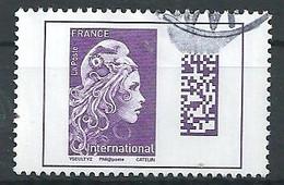 FRANCIA 2019 - Marianne L'Engagée - International - Cachet Rond - Gebraucht