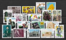 Spanien 1996 18 Werte Gestempelt - 1991-00 Gebraucht