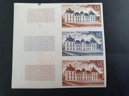 Coleur épreuve Nr. 980. Chateau De Cheverny - Prove