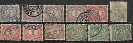 1913 Holanda 12v. - Used Stamps