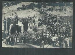 Inauguracion Del Tunel  Ferrocarril Franco-Español Del Semport Lado Español, Tunel De Chemin De Fer Pyrénées Atlantiques - Other
