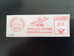 Freistempel Polar Werke Schlittschuhe Schaatsen Rollschuhe - Inverno