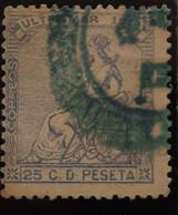 Antillas N22 ( Matasellos De Puerto Rico - Cuba (1874-1898)