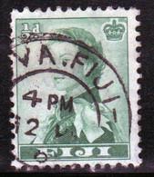 Fiji 1959 Queen Elizabeth ½d Single Definitive Stamp. - Fiji (...-1970)