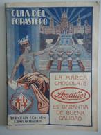 Barcelona 1929 - Guia Del Forastero - Guide Touristique Gratuit De Barcelone - Practical