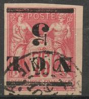 Nouvelle Caledonie (1883) N 7b (o) - Usados