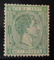 Cuba N39( Sin Goma - Cuba (1874-1898)