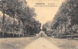 Waremme - La Drève Vers Le Château De Longchamps - Waremme