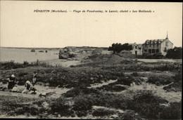 56 - PENESTIN - Plage De Poudrantay - Lavoir - Chalet Les Goëlands - Pénestin