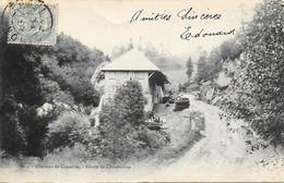 38)    CLEMENCIERE  - Environs De  Grenoble  - Scierie De  Clémencière - Other Municipalities