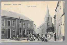 Pont-de-loup : Place Du Tilleuls Animée - Non Classés