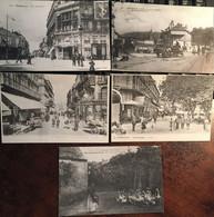 15 Reproductions CPA, Périgueux Riberac Nontron Bergerac Brantôme,animées, Vieux Métiers, Personnages, Folklore Périgord - Non Classés