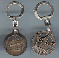 Porte-clefs Augis Champigneulles Reine Des Bières - Key-rings