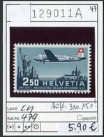 Schweiz - Suisse - Switzerland - Svizzera - Michel 479 - ** Mnh Neuf Postfris - Unused Stamps