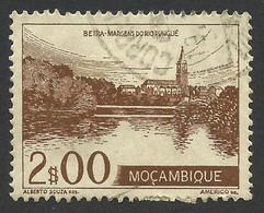 Mozambique, 2 E. 1948, Sc # 317, Used - Mozambique